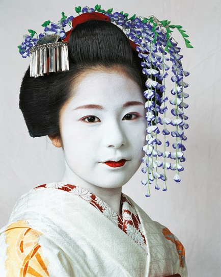 bimba giapponese